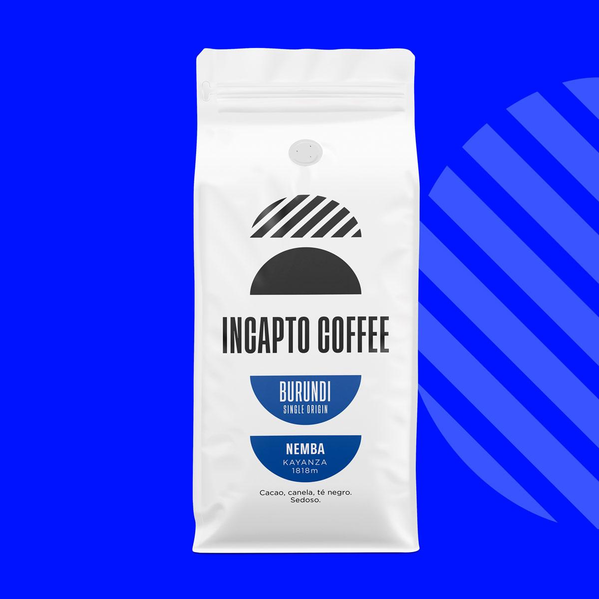 Incapto Coffee Burundi Nemba Kayanza