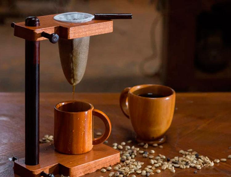 Café ecológico- preparación
