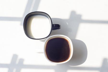 Café y leche