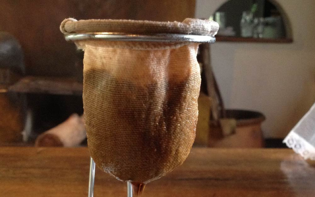 Chorreador de café